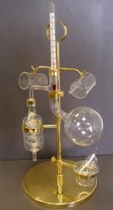 стеклянный самогонный аппарат