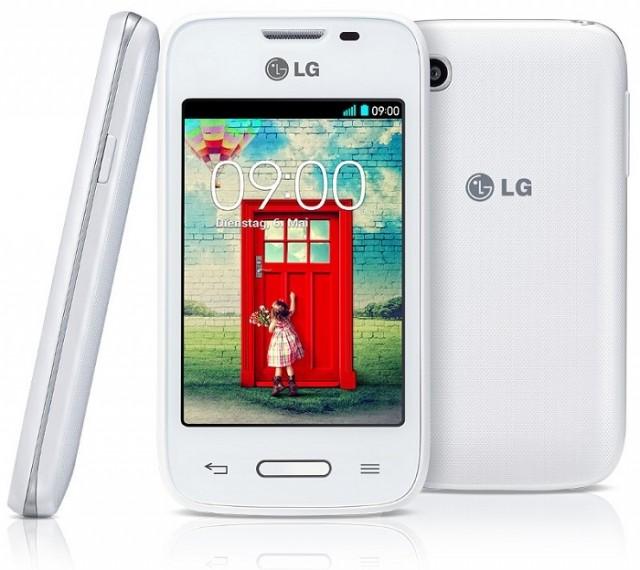 Смартфон LG L35