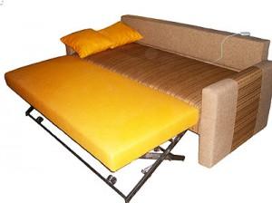 диван с электроприводом