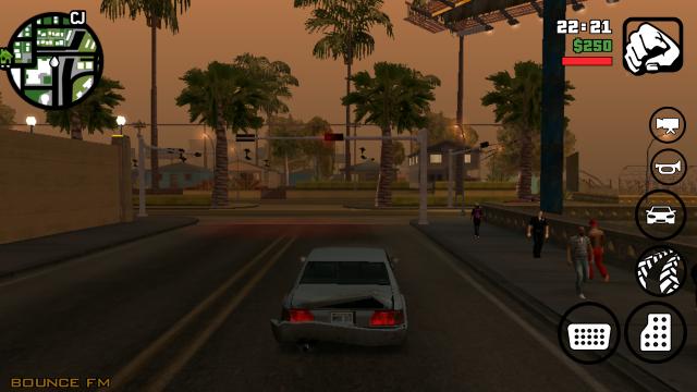 GTA на POMP C6S