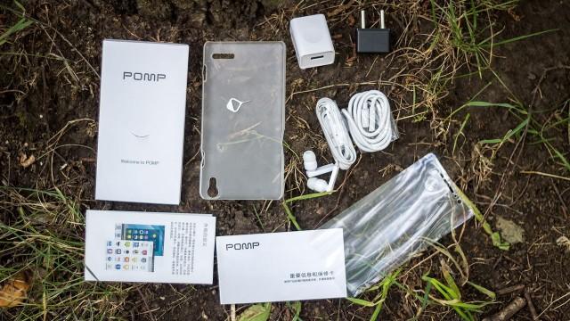 POMP C6S комплект поставки