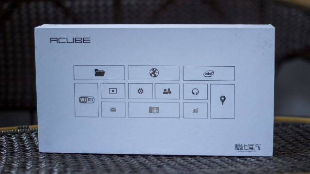 Cube iWork10 коробка