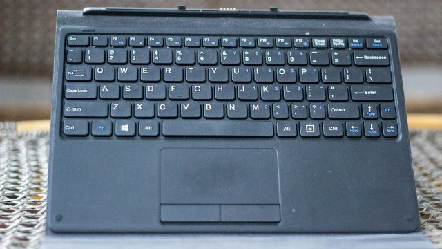 Cube iWork10 клавиатура
