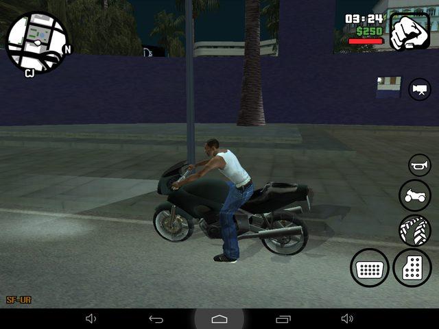 GTA для Android
