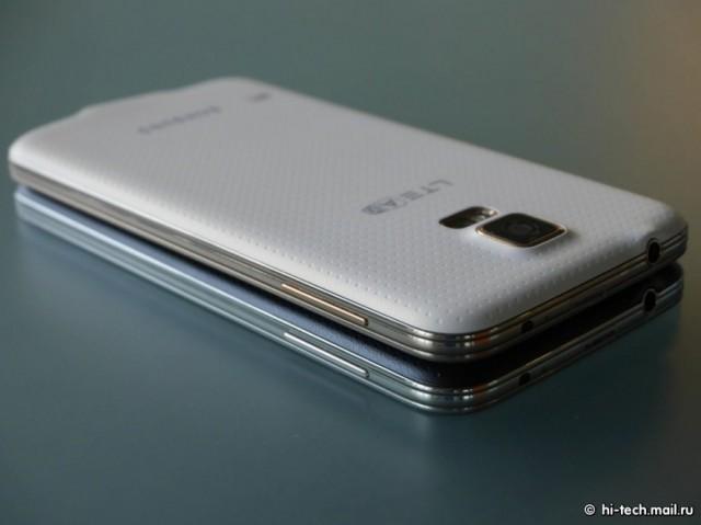 Samsung Galaxy S5 LTE-А  корпус