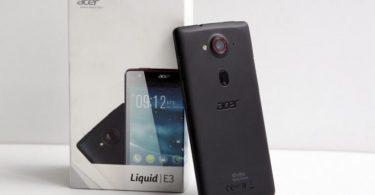Обзор Acer Liquid E3
