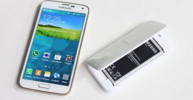 Samsung Galaxy S5 LTE-А