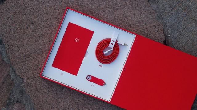OnePlus One комплект поставки