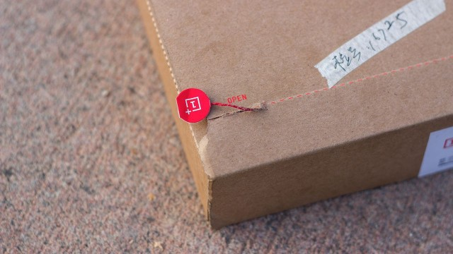 OnePlus One коробка