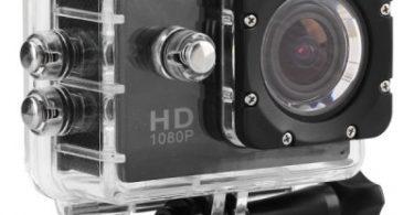 SJ4000 - Waterproof LCD Car DVR