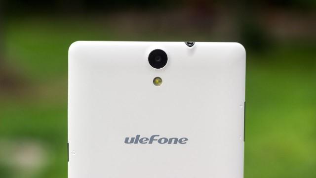 Ulefone U7 камера