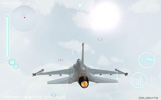 Ulefone U7 скриншот из игры