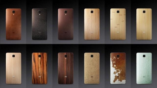 Xiaomi Mi4 крышки