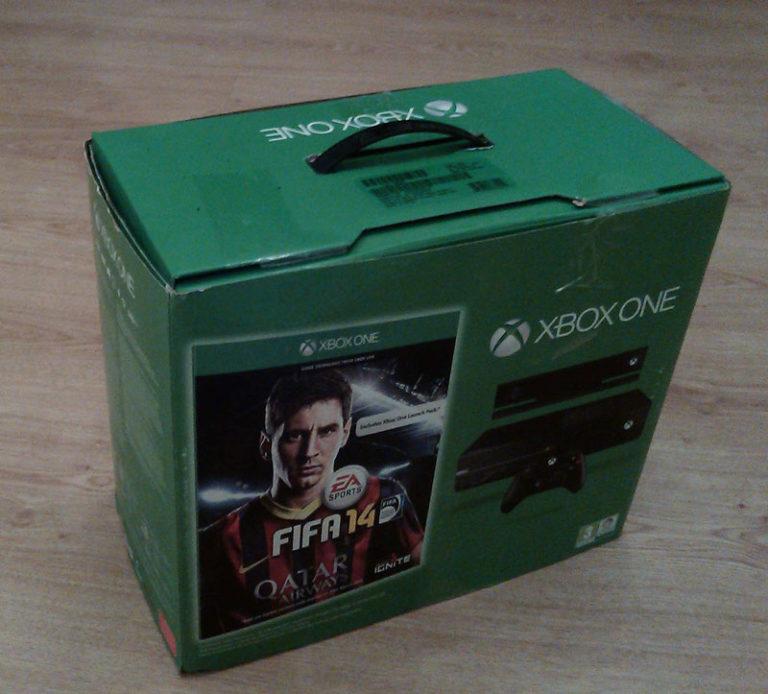 Игровая консоль Microsoft Xbox One