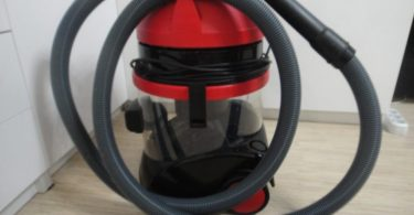 Пылесос с аквафильтром и сепаратором MIE Ecologico