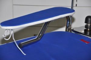 Рукавная платформа гладильной системы MIE Extra Luxe