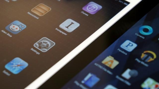 iPad с дисплеем Retina - обзор