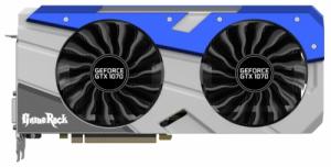 Palit GeForce 1070 1556Mhz 8192Mb