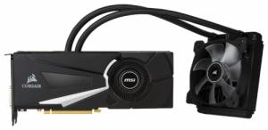 MSI GeForce GTX 1070 1607Mhz 8192Mb
