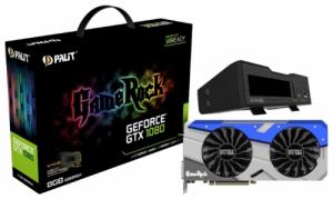 Palit GeForce GTX 1080 1645Mhz 8192Mb