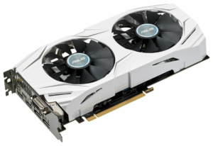 ASUS GeForce GTX 1060 1569Mhz 3072Mb