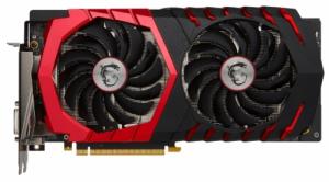 MSI GeForce GTX 1060 1594Mhz 3072Mb