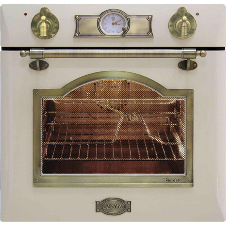 Стили духовых шкафов духовки в ретро стиле в стиле классика и под старину Встраиваемые электрические модели в стиле прованс и другие варианты