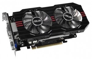 ASUS GeForce GTX 750 Ti 1072Mhz PCI-E 3.0 2048Mb