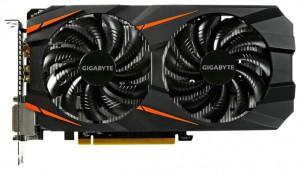 GIGABYTE GeForce GTX 1060 WINDFORCE 6G (GV-N1060WF2OC-6GD)