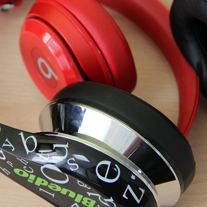 Bluedio A (Air) & Beats Solo 2 Wireless
