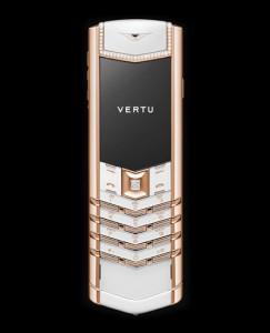 Vertu Signature S Design Pure White