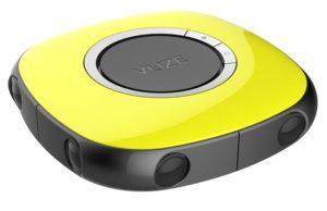 Vuze – одна из самых доступных панорамных камер полупрофессионального уровня
